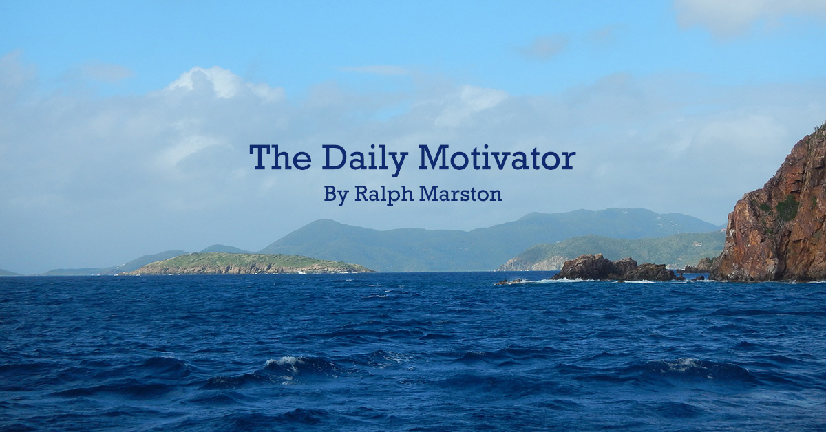 The Daily Motivator - Consistent, persistent effort
